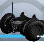 TRM throwable robot